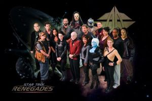 Star Trek Renegades Cast