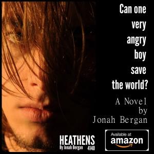 Heathens by Jonah Bergan